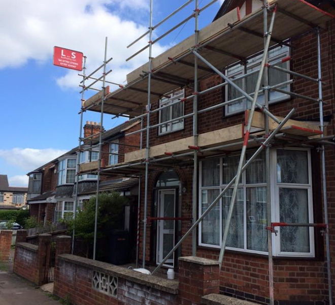 Scaffolding Company in East Midlands