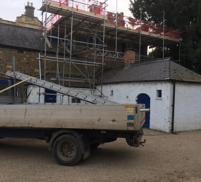 L&S Scaffolding Company Leicestershire
