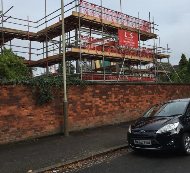 L&S Leicester Scaffolding Company