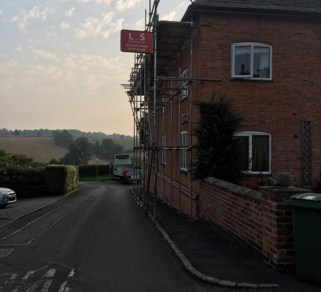 L&S Leicestershire Scaffolding Company